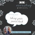 the nourishing podcast #037