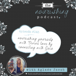 the nourishing podcast #045